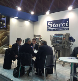 Stand Storci 2016