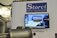 Storci - Cavallini shaping unit - detail